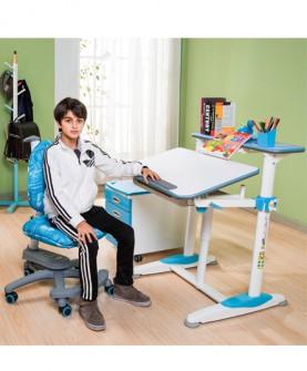 可升降儿童学习桌椅 多功能儿童书桌 写字桌学生桌电脑桌