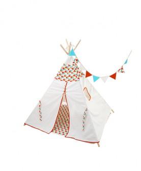 简约户外休闲儿童帐篷