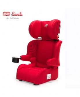 猫头鹰罗恩专利便携汽车儿童安全座椅3-12岁折叠可配isofix