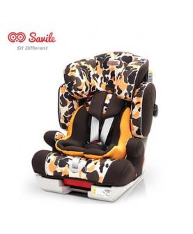 儿童安全座椅汽车用9个月-12岁猫头鹰婴儿车载可配isofix