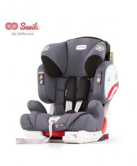 猫头鹰9个月-12岁汽车用儿童安全座椅超级哈利isofix硬接口