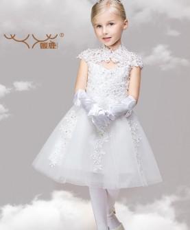 儿童公主裙蓬蓬裙
