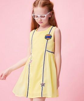 童装女童连衣裙夏装