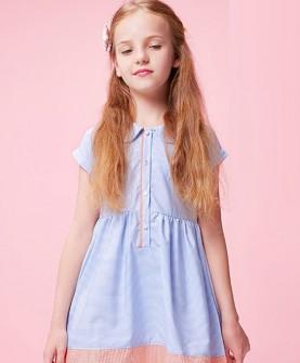 童装儿童女童连衣裙夏装