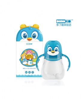 嗨皮派奶瓶&水杯/小企鹅