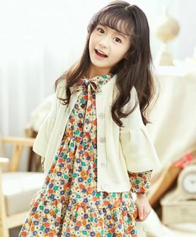 春款2017新款韩版潮衣女宝开衫
