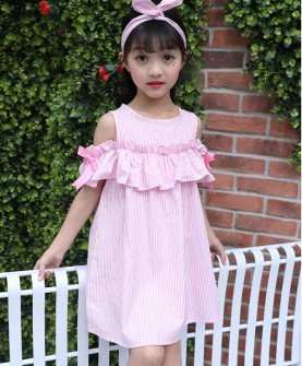 女童夏装裙子
