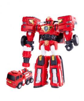 tobot托宝兄弟r玩具变形机器人合体组合汽车金刚儿童玩具