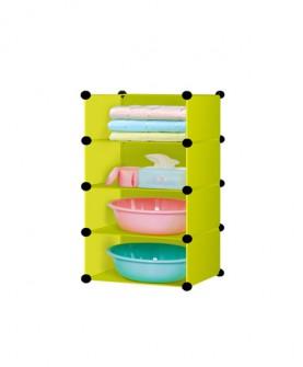 衣柜收纳分层隔板床头置物架