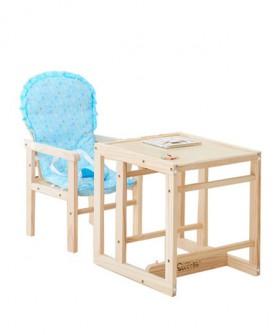 儿童餐椅实木宝宝餐椅多功能儿童餐桌椅宝宝座椅婴儿餐椅