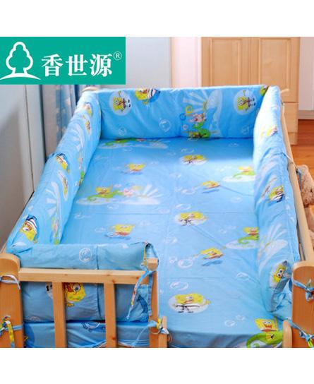 香世源床围 宝宝床围 婴儿床围