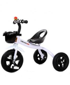 新款童车三轮车儿童脚踏车1-3岁宝宝自行车幼儿男女孩玩具车