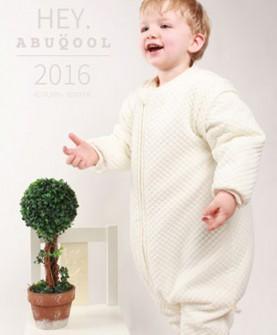 ABUQOOL婴幼儿连体衣