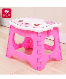 儿童折叠凳小马扎小板凳便携凳子成人钓鱼凳子浴室凳塑料椅