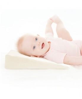 新生儿防吐奶枕头宝宝斜坡喂奶枕头