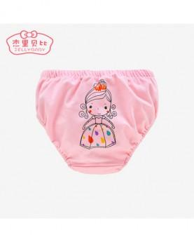 女童三角裤1-3儿童打底裤