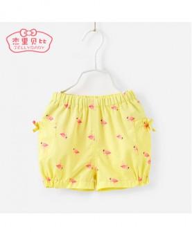 女童短裤2017童装儿童外裤