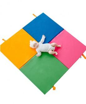 宝宝婴儿爬爬垫加厚儿童爬行毯