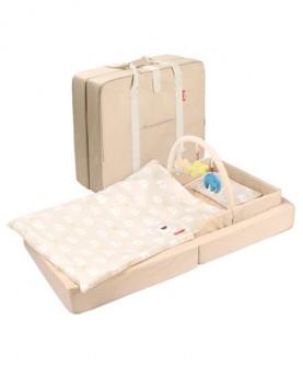 多功能婴儿床可折叠便携式宝宝bb床中床旅行新生儿用品