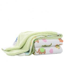 婴儿毛毯夏凉空调被毯子新生儿宝宝抱被四季通用儿童被子