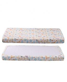 婴儿床笠纯棉单件床单