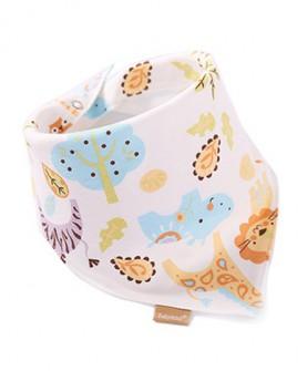 婴儿三角巾纯棉口水巾围兜围巾儿童头巾新生儿宝宝棉围嘴夏季薄款