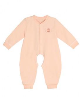 纯棉婴儿春秋衣服装睡衣宝宝新生儿