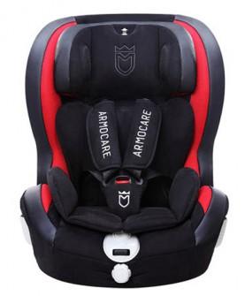 赛道骑士汽车儿童车载安全座椅isofix硬接口