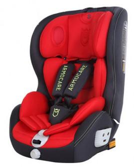 (armocare)自由盾儿童安全座椅isofix硬接口