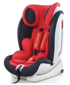 (armocare)超级盾儿童安全座椅isofix硬接口