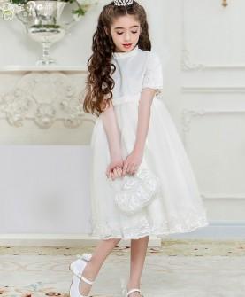 女童礼服连衣裙春夏装