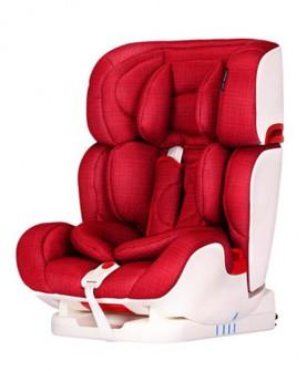 chbaby安全座椅 汽车宝宝儿童安全座椅车载isofix硬接口9月-12岁