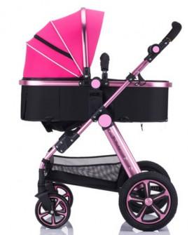 婴儿推车高景观可平躺婴儿车夏天轻便折叠式儿童宝宝手推车