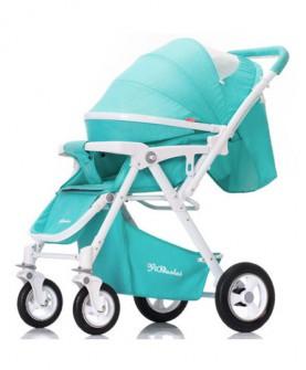 婴儿推车可坐平躺折叠新生儿童手推车宝宝小孩bb轻便婴儿车