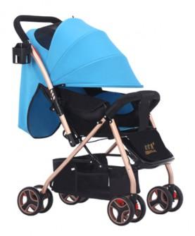 婴儿推车可坐可躺超轻便折叠便携式夏季宝宝新生儿童手推车