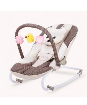 婴儿摇篮加大婴儿摇椅摇篮宝宝安抚躺椅摇摇椅秋千摇篮床摇床