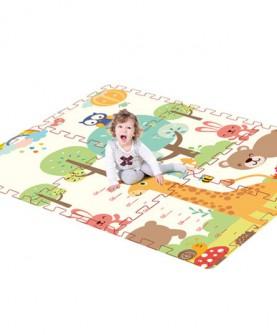 宝宝爬行垫加厚拼接 无味卧室婴儿垫子爬爬垫 拼接儿童地垫