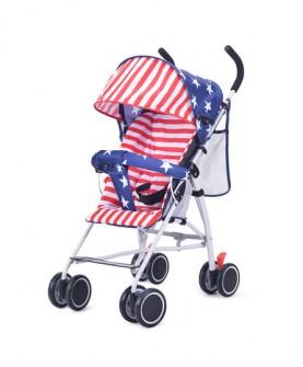 婴儿推车四轮夏季超轻便携折叠迷你伞车小宝宝简易手推车儿童