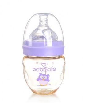 宽口径新生儿奶瓶 婴儿ppsu奶瓶90ml