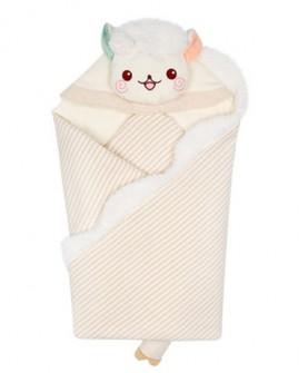 婴儿抱被 夏季薄款加大新生儿包被宝宝用品