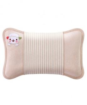 婴儿枕头透气0-1-3-6岁儿童新生儿防偏头