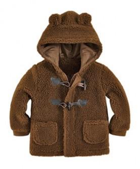 2017冬男童加绒外套