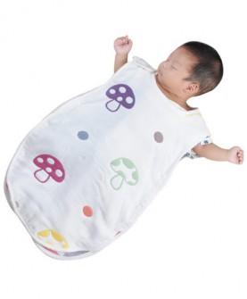婴儿睡袋秋冬季加厚