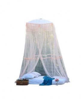 蚊帐 午后时光蚊帐吊挂圆顶蚊帐