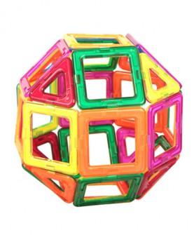 磁力片儿童玩具积木磁铁磁性拼插建构片