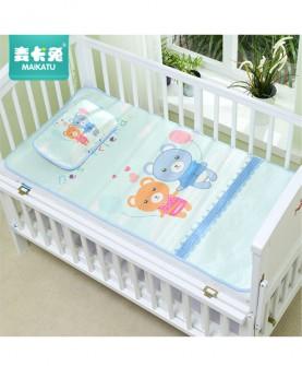 婴儿凉席冰丝新生儿宝宝凉席婴儿床凉席儿童凉席