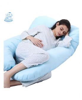 孕妇枕头护腰侧睡枕 u型枕孕期用品睡觉侧卧托腹枕靠枕多功能抱枕