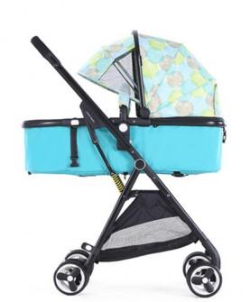 婴儿推车高景观轻便小可坐躺婴儿车折叠双向便携式宝宝伞车