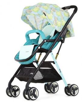 高景观婴儿推车可坐躺超轻便折叠简易便携式小宝宝口袋伞车