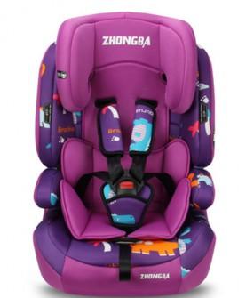 儿童安全座椅汽车用9个月0-4-12周岁婴儿宝宝车载座椅可坐isofix